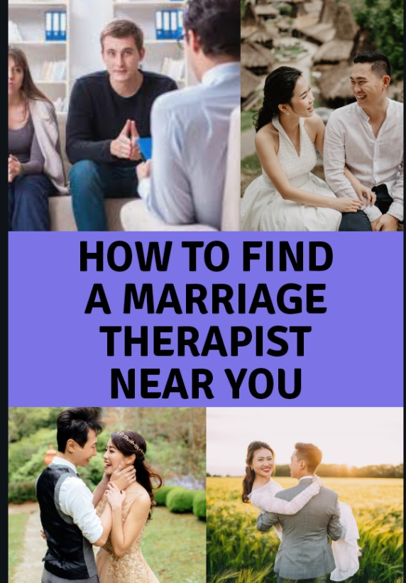 How to find a marriage therapist near you