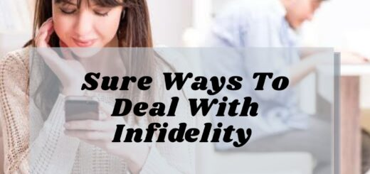 Ways of dealing with infidelity in a marriage