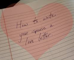 romantic love letter to your spouse, valentin's day