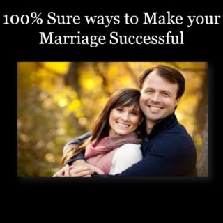 Happh marriage, save your relationship