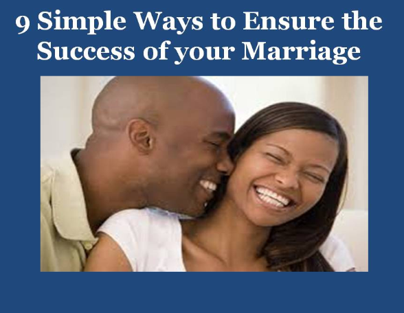 happy marriage, how to ensure a successful marriage