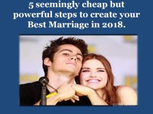 happy marriage, create your best marriage