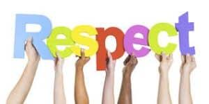 respect your spouse