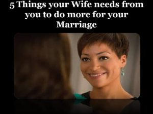 make your wife happy, happy marriage, love your wife