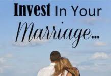 invest in your marriage when you are single
