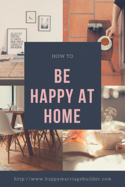 Be happy at home,happy home,happy family