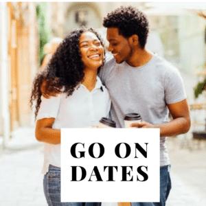 Dating your spouse again, having romantic dates