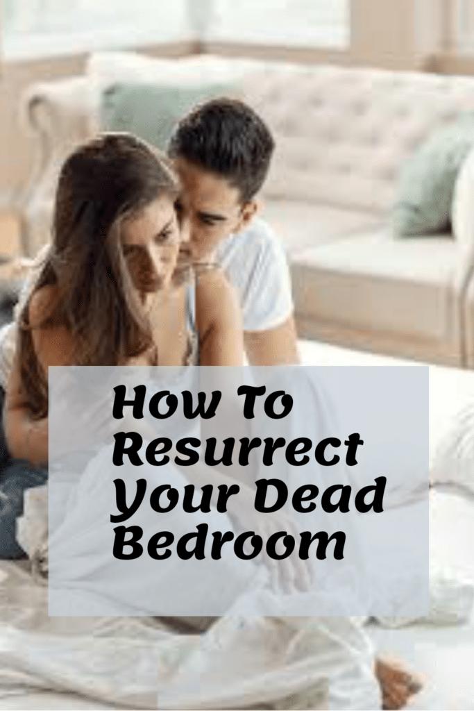 How to fix your dead bedroom, bedroom fix