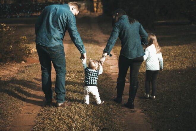 Good parents,