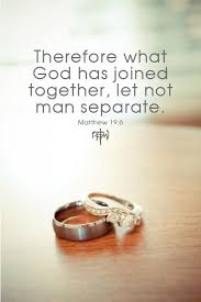 Married couple bible verse