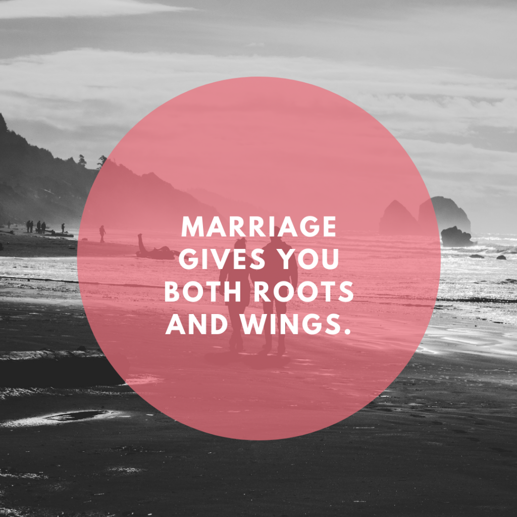 Marriage quotes and advice