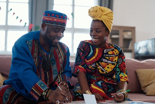 Nigerian men and relationship